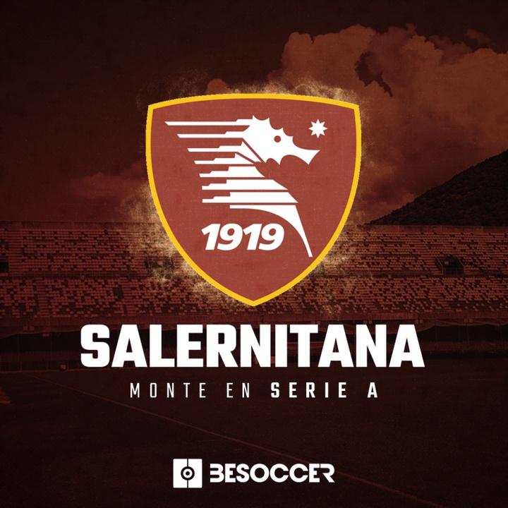 Salernitana monte en Serie A. BeSoccer