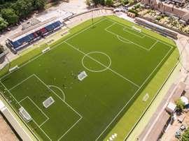 El modesto Sutton United se enfrenta al Arsenal en Gander Green Lane. SuttonUnited