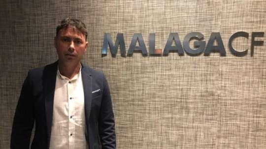 Manolo Sanlúcar tiene amplia experiencia en Segunda B. MálagaCF
