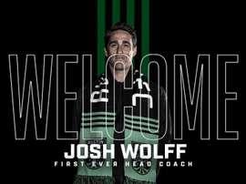 Wolff no se estrenará hasta dentro de dos años. Twitter/AustinFC