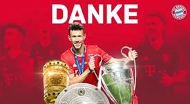 Officiel : le Bayern Munich ne conserve pas Ivan Perisic. BayernMunich