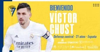 OFFICIEL : Le Real Madrid et Cadix s'accordent sur un prêt pour Chust. CádizCF