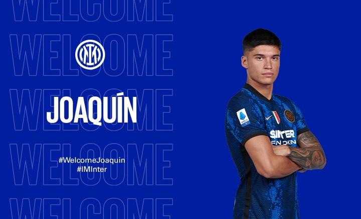 Joaquin Correa rejoint l'Inter ! Inter