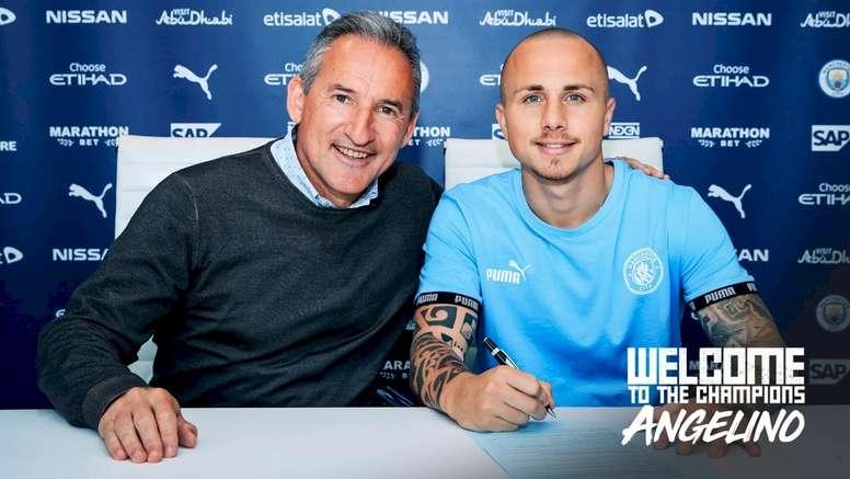 L'Ajax et le PSV au secours d'Angeliño. ManCity
