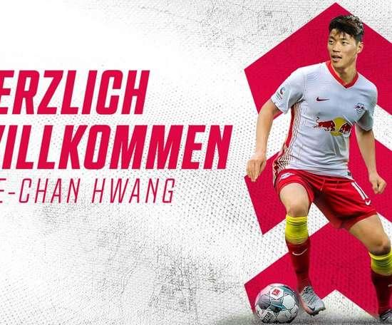 Officiel : Leipzig s'offre Hee-Chan Hwang. DieRotenBullen