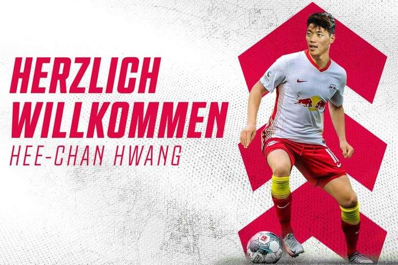 El RB Leipzig ya tiene nuevo 'killer'. DieRotenBullen
