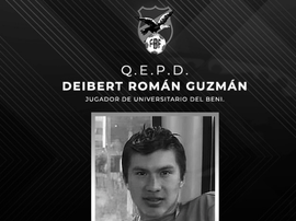 Deibert Roman Guzman has died from coronavirus. FBF_BO