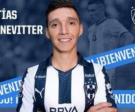 Kranevitter seguirá su carrera en México. Rayados