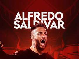 Saldívar has signed for Toluca. TolucaFC