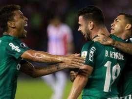 Palmeiras volta a jogar pela Libertadores. EFE