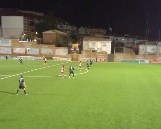 El Navalcarnero venció a su rival por 2-1. CDANavalcarnero