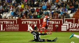 El Granada venció en el Carlos Belmonte. LaLiga