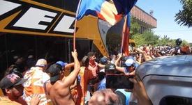 El Federal A, suspendido por la reclamación de Deportivo Roca. Derpotivo Roca