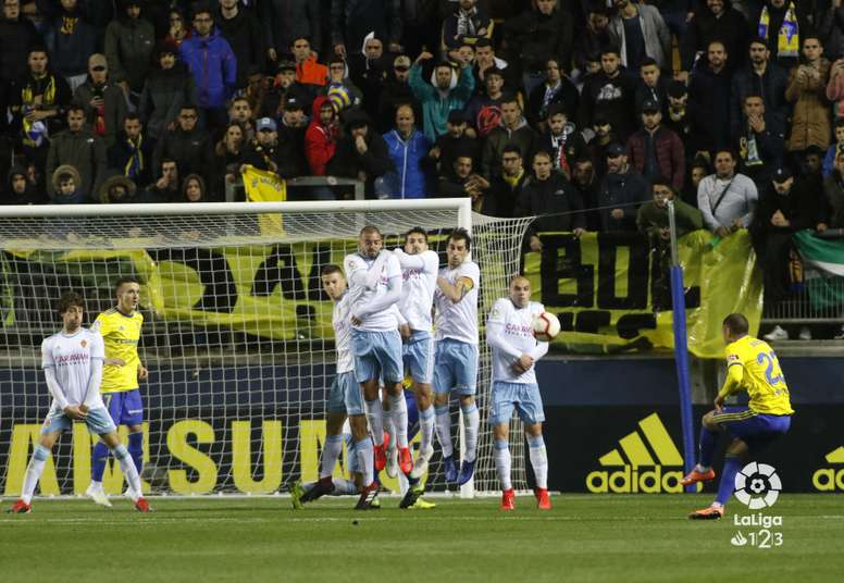 El Zaragoza pide 45 millones a LaLiga por el presunto amaño del Huesca-Nàstic. LaLiga