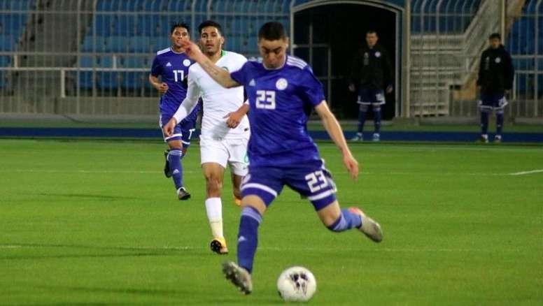 Paraguay y Arabia Saudí se quedan sin goles. Paraguay