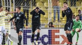El Dinamo de Zagreb tantea a Alan Franco. AFP