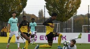 Así les fue al resto de equipos en la jornada 4 de la UEFA Youth League. Twitter/BVB