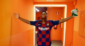 Rivaldo habló de Ansu Fati y Neymar. FCBarcelona