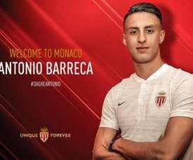 El club monegasco ha pagado 12 millones de euros. Twitter/AS_Monaco