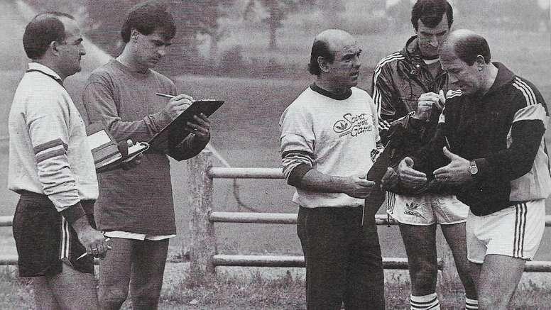 Image d'archive de Fernando Ochoa. AthleticClub