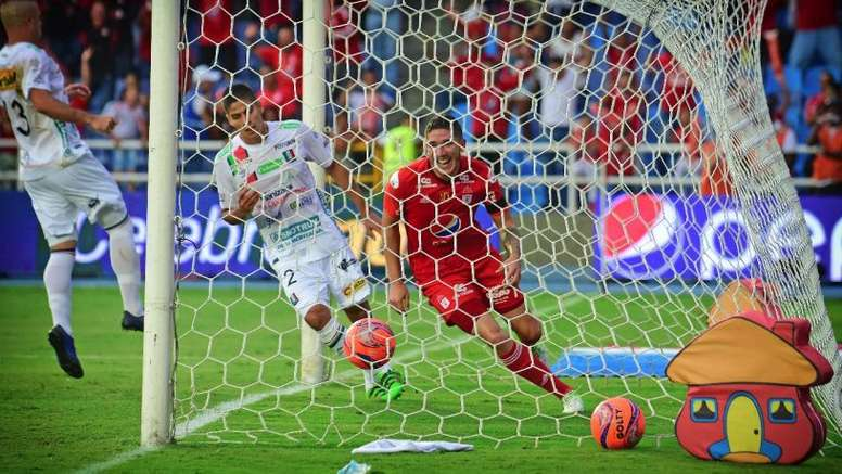 Sin goles en el duelo entre Tigres y América de Cali. AméricadeCali