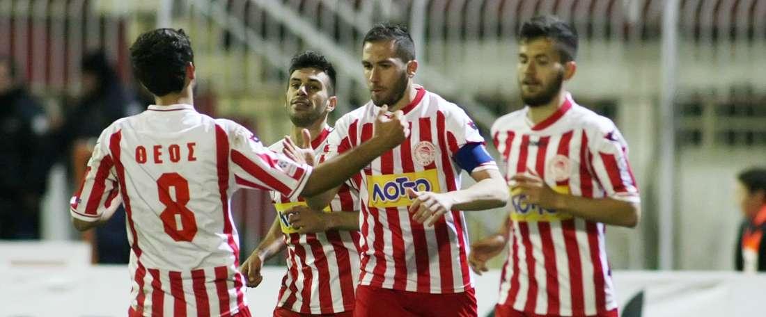 Trois nouveaux arrivants pour l'Olympiakos. PES