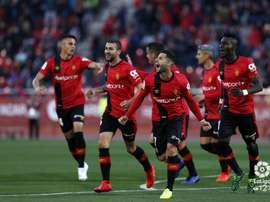 El Mallorca venció cómodamente al Rayo. LaLiga