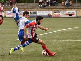 Villalibre has caught Barcelona's eye. AthleticClub