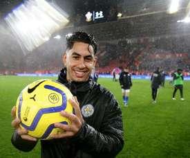 Ayoze Perez spoke about the historic 0-9 win. LeicesterCity