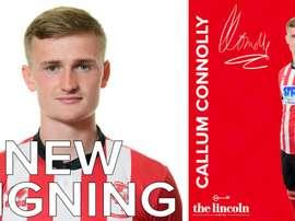 Everton prête Connolly à Lincoln City. LincolnCity