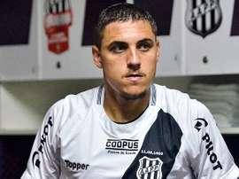 Camilo irá jogar na Ligue 1. PontePreta