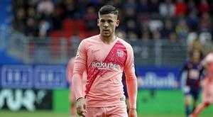 Carles Pérez voltará a jogar com o time B do Barça. FCBarcelona