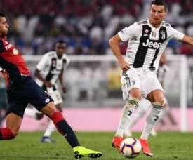 Romero, la cible de la Juve qui pourrait aller à Sassuolo en prêt. AFP