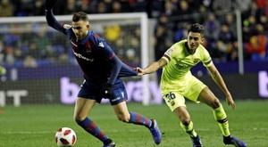 Três joias que podem deixar o Barça B. EFE