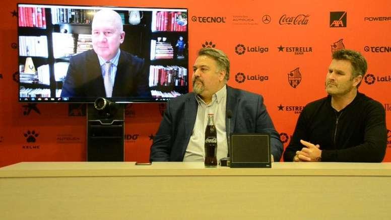 Clifton Onolfo pidió una rectificación de la Federación. CFReus