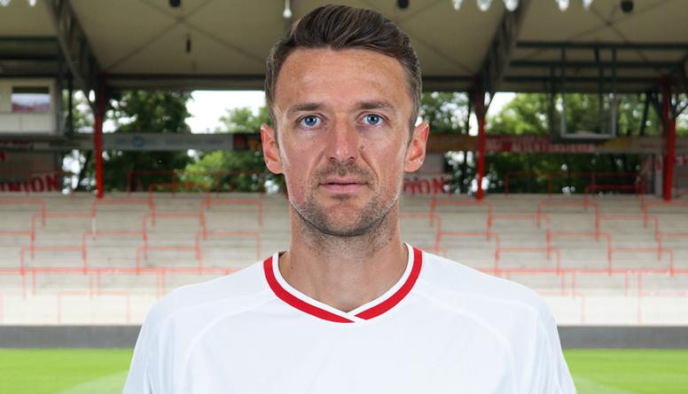 Christian Gentner, nuevo jugador del Union Berlin. Twitter/fcunion