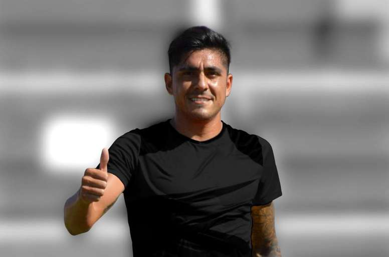 Tarragona, nuevo jugador de Vélez Sarsfield. Twitter/Velez