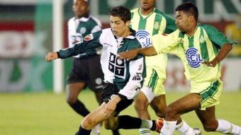 Fernando Santos, ahora seleccionador, lamentó aquel partido ante el United. EFE