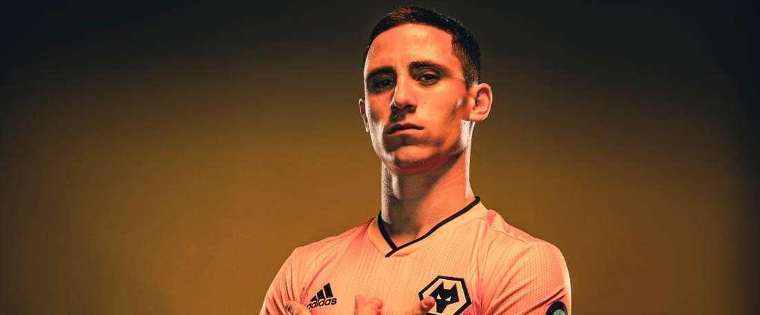 Wolverhampton s'offre Daniel Podence