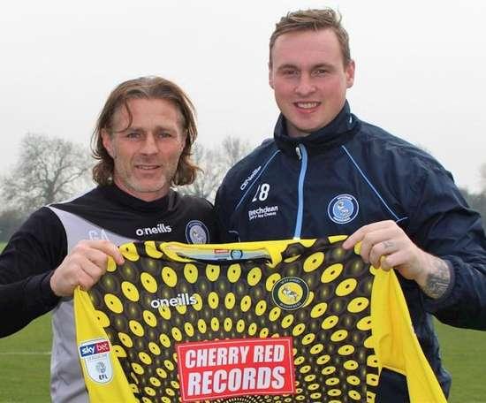 Stockdale llega cedido al Wycombe Wanderers. WycombeWanderers