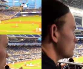 De Ligt s'éloigne des rumeurs... devant du baseball. Instagram/AnnekeeMolenaar