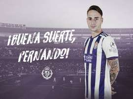 Calero deja el Valladolid y ya es del Espanyol. RealValladolid