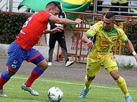 Deportivo Pasto golea y deja tocado a Huila. DeportivoPasto