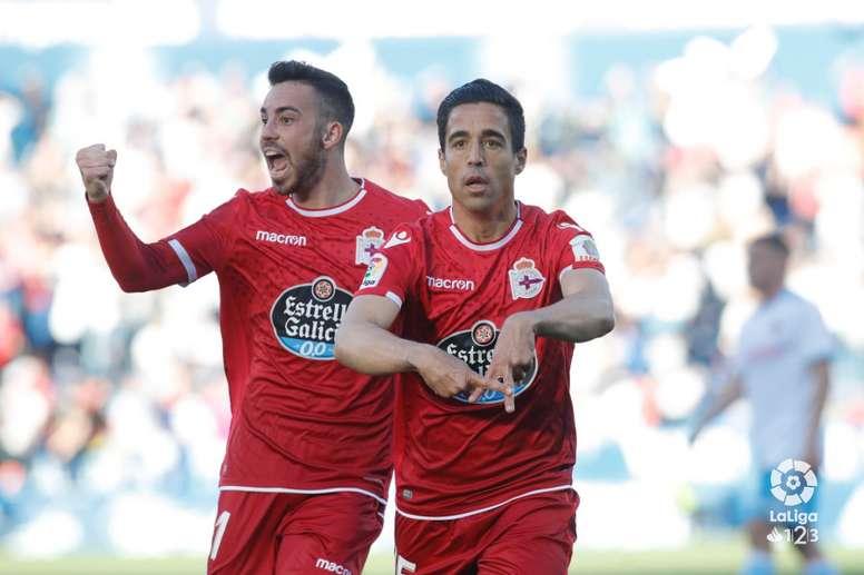 El Deportivo ganó 3-1 la pasada campaña. LaLiga