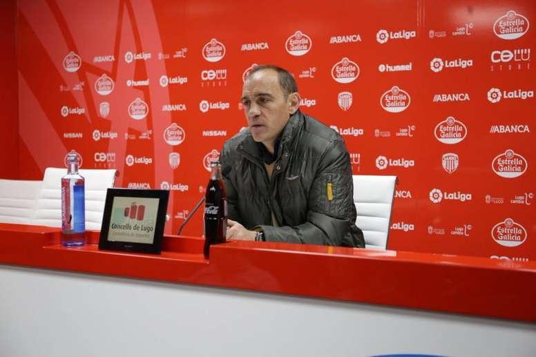 Eloy Jiménez es positivo pese al comienzo de su equipo. CDeportivoLugo