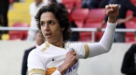 Monchi no le quita ojo a la joya de 15 años que recuerda a Ansu Fati. Kayserispor