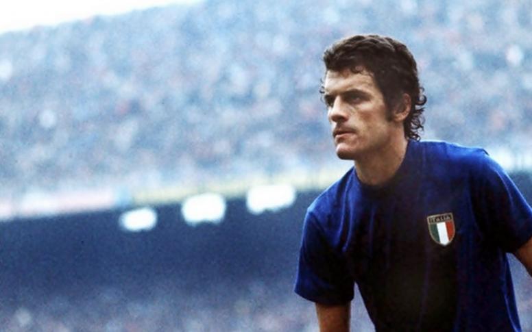 Fabio Capello em sua etapa de jogador, com a Seleção Italiana. AFP