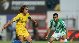 El Oporto superó al Betis en los penaltis. FCPorto