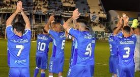 Gandín rescindió su contrato con el club por asistir a un partido. AtléticoRafaela