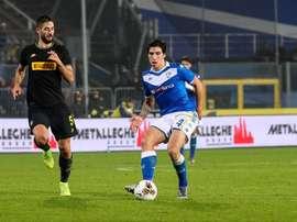 A tentadora oferta da Inter por Tonali. BresciaOfficiale